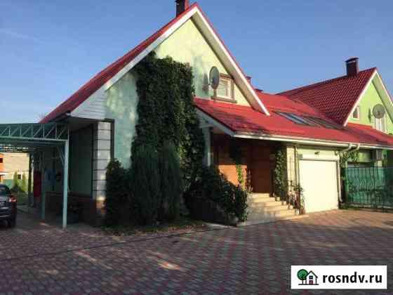 Дом 170 м² на участке 11 сот. Большевик