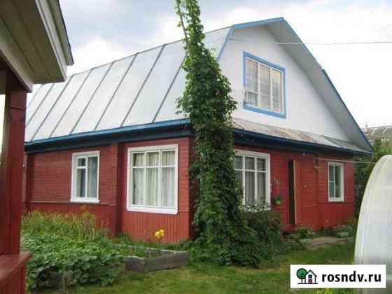 Дача 110 м² на участке 12 сот. Весьегонск