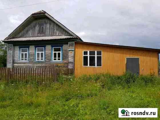 Дом 47 м² на участке 6 сот. Омутнинск