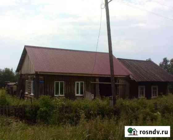 Дом 25 м² на участке 28 сот. Юсьва