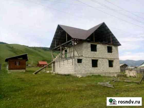 Дом 160 м² на участке 30 сот. Усть-Кокса