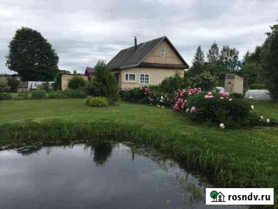 Дом 80 м² на участке 12 сот. Западная Двина