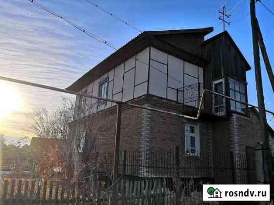 Дом 98 м² на участке 10 сот. Черепаново