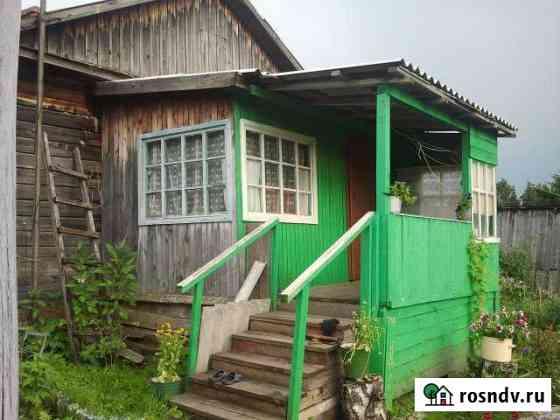 Дом 40 м² на участке 10 сот. Большая Мурта