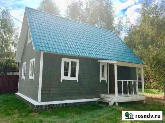 Дом 96 м² на участке 6 сот. Балакирево
