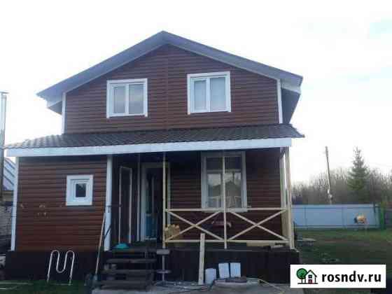 Дом 120 м² на участке 10 сот. Алкино-2
