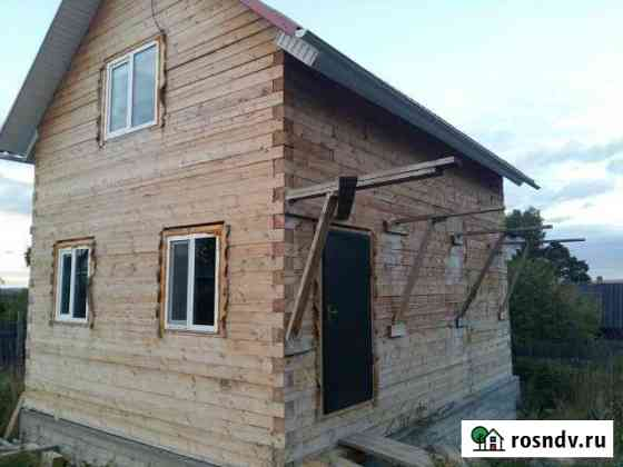 Дом 89 м² на участке 10 сот. Новоильинский