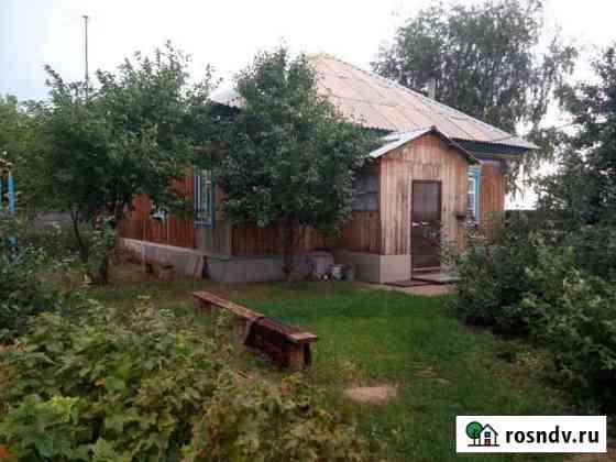 Дом 40.9 м² на участке 64.5 сот. Малиновое Озеро