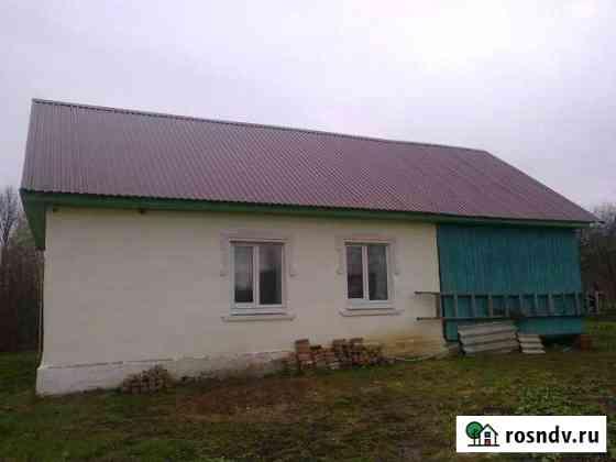 Дом 80 м² на участке 48 сот. Ульяново