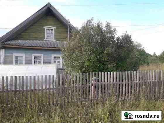 Дом 37 м² на участке 9 сот. Подпорожье