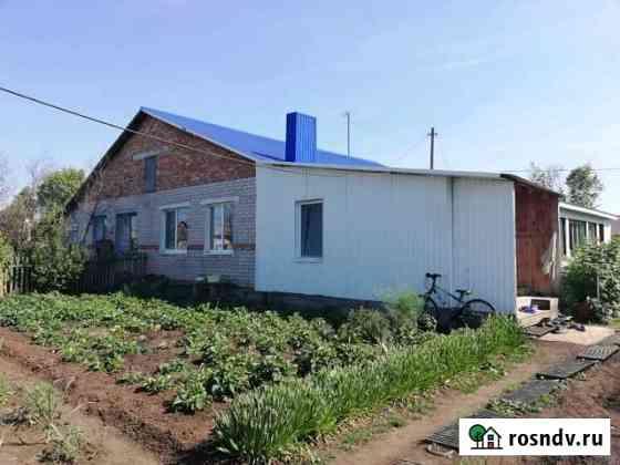 Дом 110 м² на участке 14 сот. Ермолаево