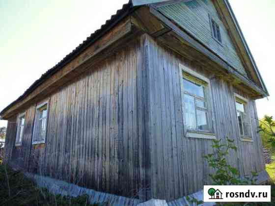 Дом 54 м² на участке 12 сот. Подпорожье