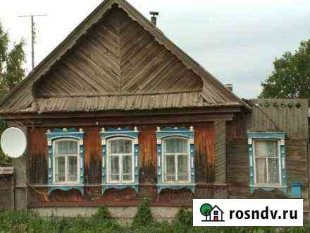 Дом 40 м² на участке 6 сот. Сурск