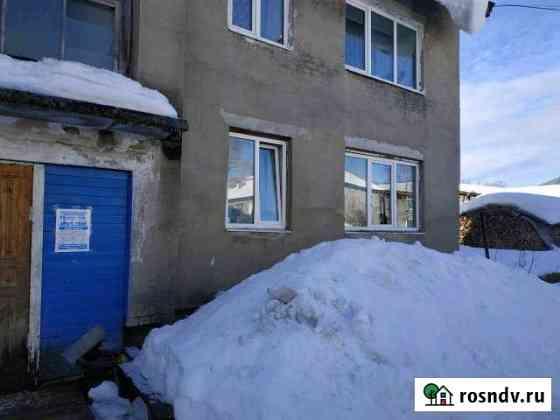 3-комнатная квартира, 52 м², 1/2 эт. Плесецк