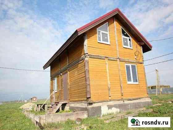 Дом 94 м² на участке 12 сот. Большие Колпаны