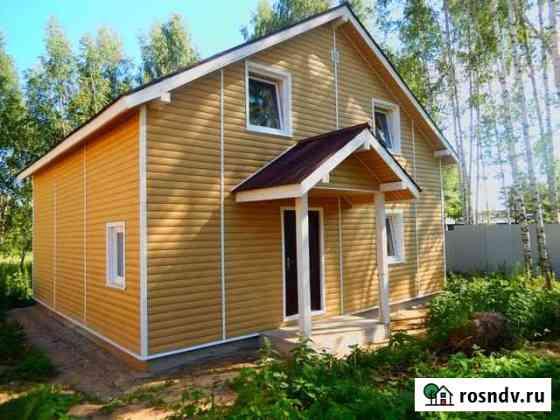 Дом 150 м² на участке 4 сот. Некрасовский