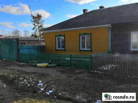 Дом 54.2 м² на участке 15 сот. Тара