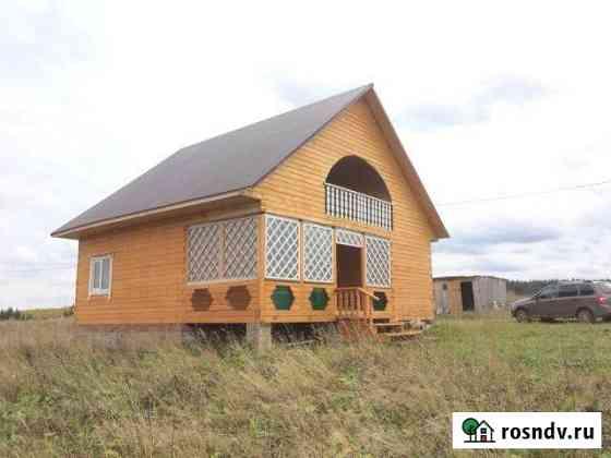 Дом 91 м² на участке 17 сот. Ильинский