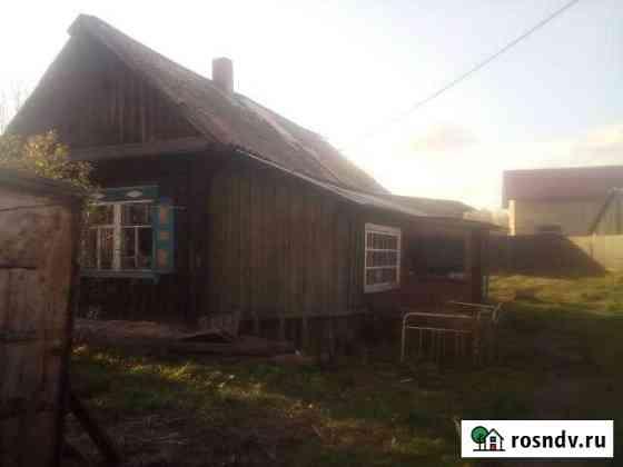 Дом 30 м² на участке 13 сот. Крапивинский