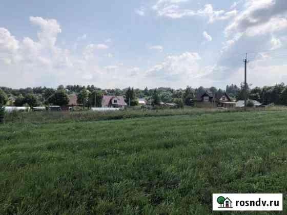 Участок 10 сот. Боровск