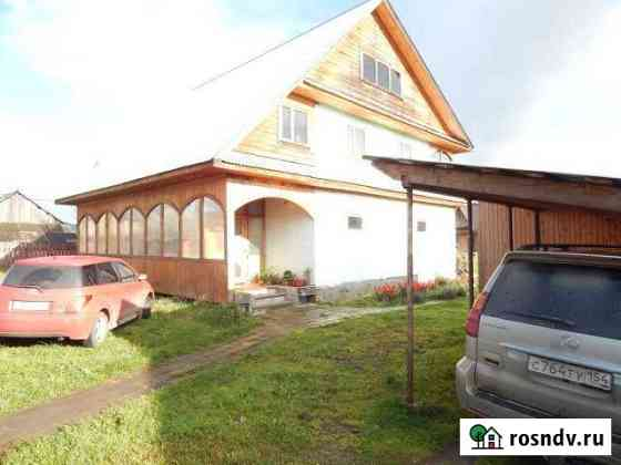 Гостевые дома на участке 21 сот. с. Турочак Турочак