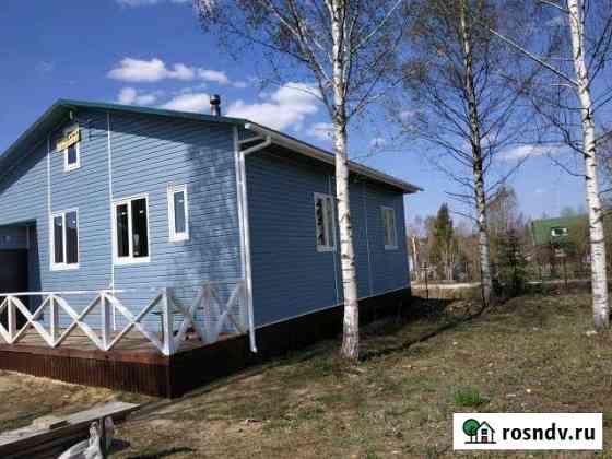 Дом 100 м² на участке 12 сот. Войсковицы