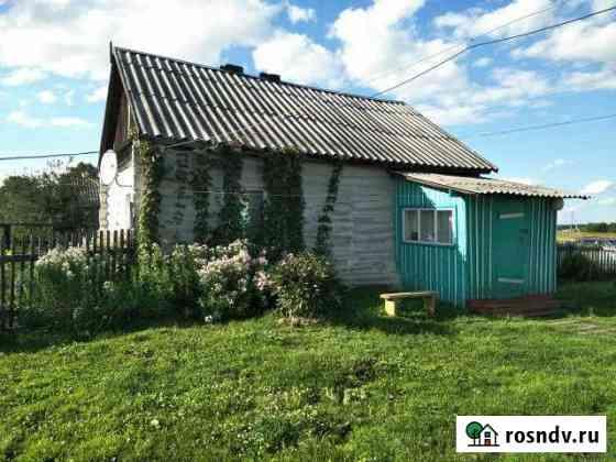 Дом 35 м² на участке 15 сот. Грамотеино