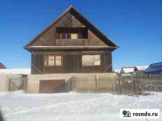 Дом 110 м² на участке 10 сот. Николаевск