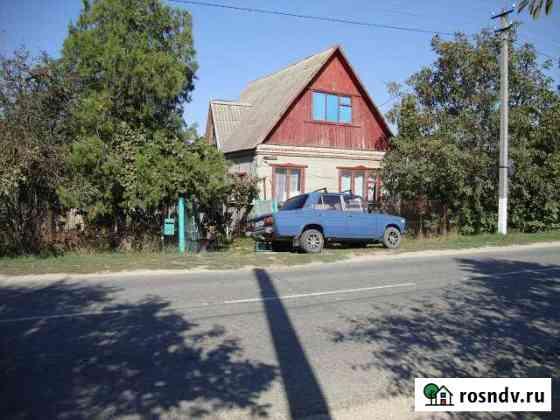 Дом 46 м² на участке 15 сот. Петровская