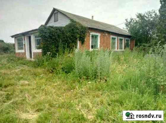 Дом 61 м² на участке 40 сот. Красное
