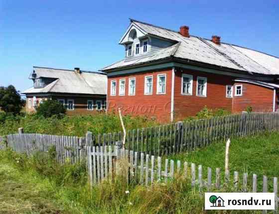 Дом 59 м² на участке 40 сот. Холмогоры