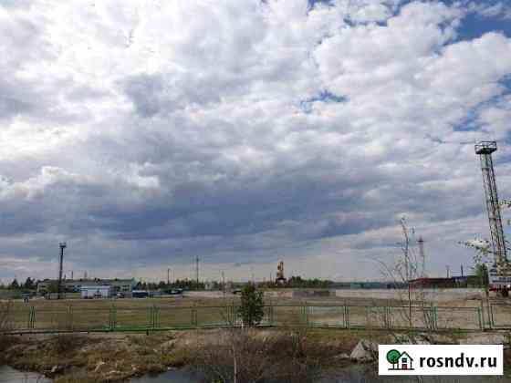 Производственная база с ж/д тупиком Ноябрьск