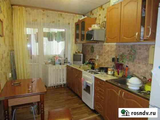2-комнатная квартира, 43 м², 1/2 эт. Октябрьский