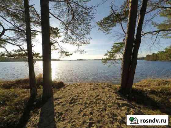 База отдыха на берегу озера, 300 кв.м. Пряжа