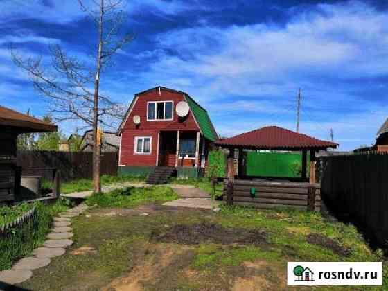 Дом 75 м² на участке 6 сот. Архангельск