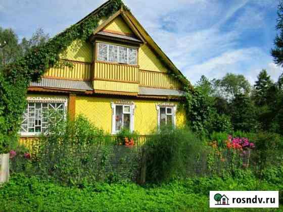 Дом 170 м² на участке 30 сот. Локня
