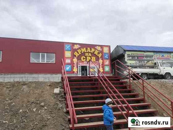 Торговое место на новом рынке срв Петропавловск-Камчатский