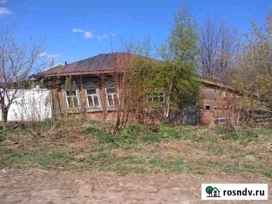 Дом 53 м² на участке 10 сот. Горбатов