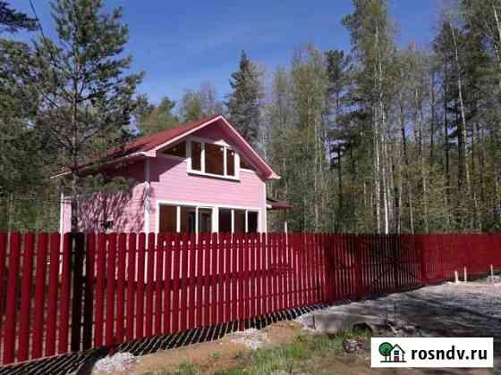 Дом 65 м² на участке 10 сот. Павлово