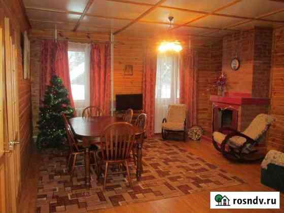 Коттедж 140 м² на участке 4 сот. Великий Новгород