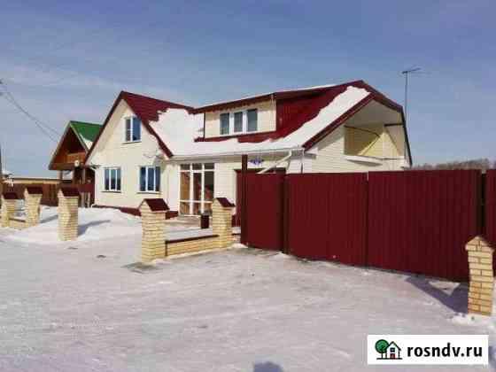 Дом 209 м² на участке 14 сот. Нововаршавка