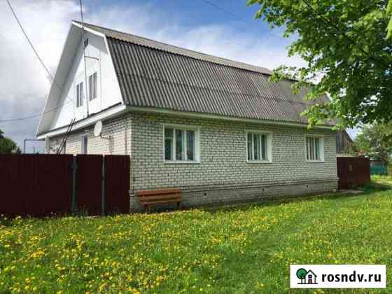 Дом 126 м² на участке 12.5 сот. Карачев