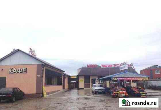 Продам придорожный торговый комплекс Старонижестеблиевская