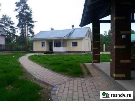 Коттедж 90 м² на участке 12 сот. Приморск