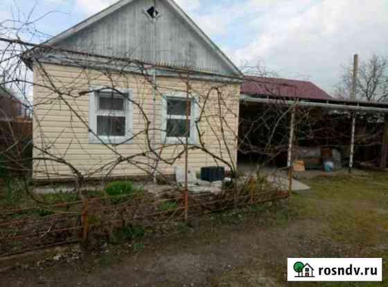 Дом 68 м² на участке 15 сот. Новоукраинское