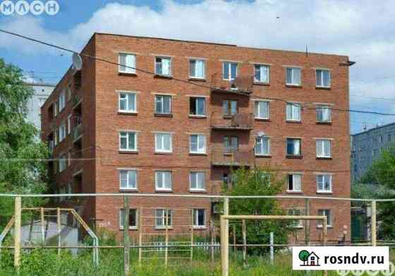 Комната 12 м² в 1-ком. кв., 5/5 эт. Омск