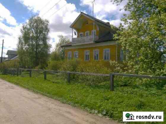 Дом 130 м² на участке 39 сот. Обозерский