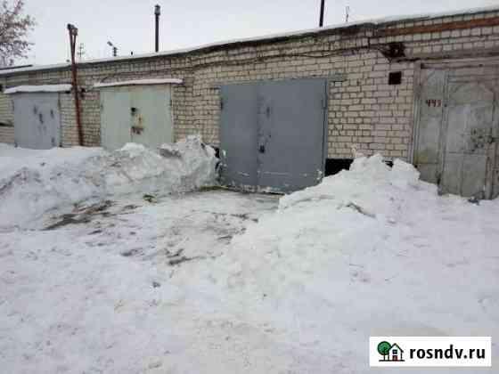 Гараж 24 м² Новоульяновск