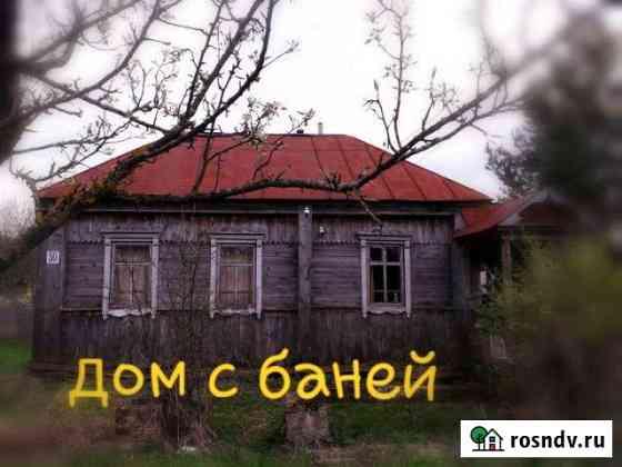 Дом 32 м² на участке 15 сот. Шилово