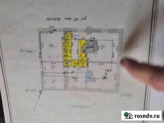 Дом 51 м² на участке 11 сот. Бородино